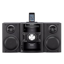 CD-DH790N, Home Audio, CD Player, iPod Dock