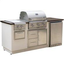 R Series EZ Outdoor Kitchen - Copper