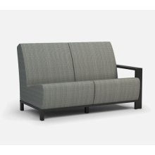 Left Arm Loveseat - Sensation Sling