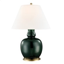 Table Lamp - IMPERIAL GREEN