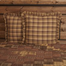 Prescott Euro Sham Fabric Ruffled 26x26