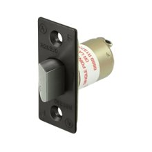 "GR2 Reg. Latch Pass/Priv, 2-3/8"" - Oil-rubbed Bronze"