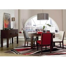 Standard Furniture 10570 Elegance 42 In. Square Counter Height Table Aztec Houston Texas
