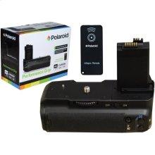 Polaroid Wireless Performance Battery Grip For Canon Eos T1i, XSi, XS Digital Slr Cameras (PL-GR18XS1)