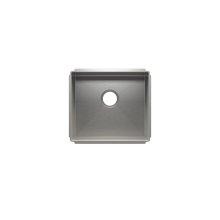 """J7® 003912 - undermount stainless steel Kitchen sink , 18"""" × 16"""" × 8"""""""