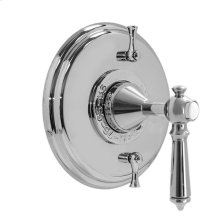 Thermostatic Shower Set with Ascot Handle and Two Volume Controls