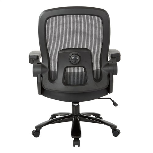 Big and Tall Deluxe Executive Chair