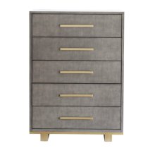 Miranda 5 Drawer Chest
