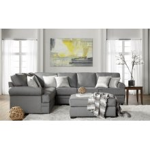 13100 Grey Sectional