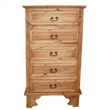 Hacienda 5 Drawer Chest