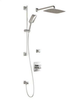Complete Shower Systems With Thermostatic Valve - Chrome Product Image