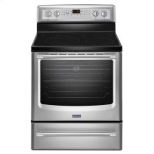 30-inch Wide Electric Range with Convection and Warming Drawer - 6.2 cu. ft.