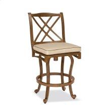 Abingdon Counter Armless Swivel Chair