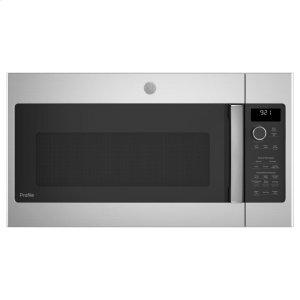 GE Profile™ 2.1 Cu. Ft. Over-the-Range Sensor Microwave Oven Product Image