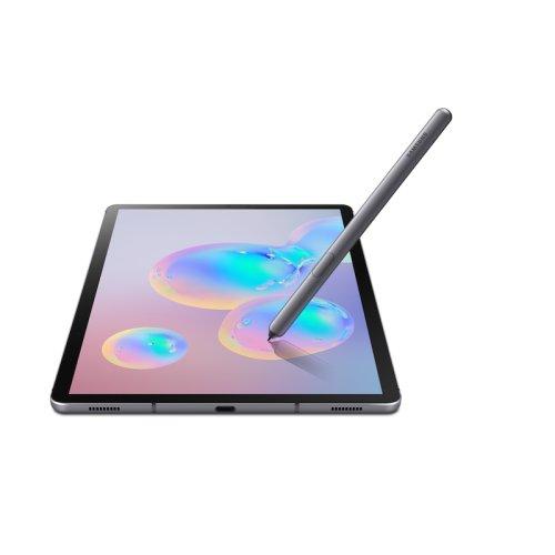 "Galaxy Tab S6 10.5"", 128GB, Mountain Gray (Verizon) S Pen included"