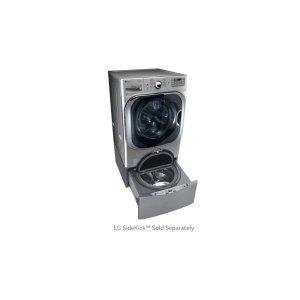 5.2 cu. ft. Mega Capacity TurboWash® Washer with Steam Technology Product Image