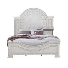 Glendale Estates Queen Transom Panel Bed Headboard