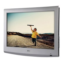 """22"""" class (21.9"""" measured diagonally) Hospital Grade LCD Widescreen HDTV with HD-PPV Capability"""