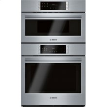 800 Series Combination Oven 30'' Stainless Steel HBL8753UC