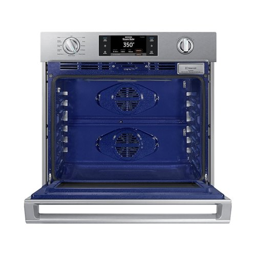 """30"""" Flex Duo Single Wall Oven in Stainless Steel"""