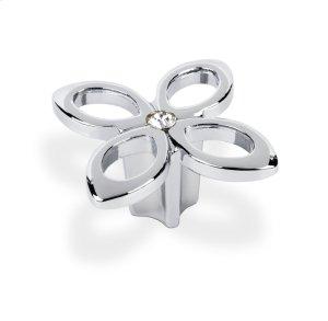 Crystal Knob Flower Design Product Image
