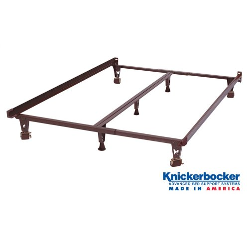 The Monster™ Bed Frame with Wheels