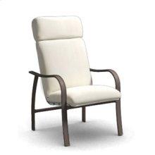 High Back Dining Chair - Cushion