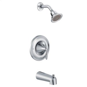 Eva chrome posi-temp® tub/shower Product Image