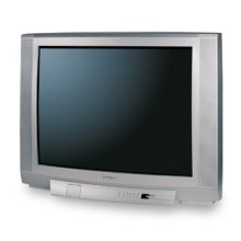 "36"" Diagonal Color Television"