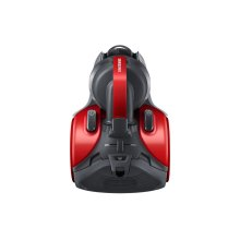 VC4000 Canister VC with Compact & Light, 1100 Watt, Red