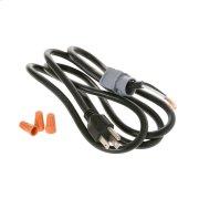 """Dishwasher power cord, 5' 4"""" Product Image"""
