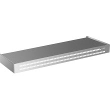 Undermount recirculation cover 48'' Stainless steel