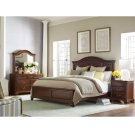 Hadleigh Panel Queen Bed - Complete Product Image