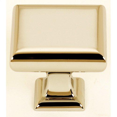Manhattan Knob A310-14 - Polished Brass
