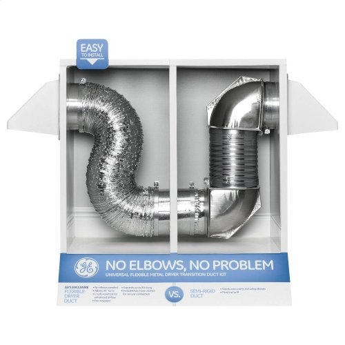 Flexible Metal Dryer Transition Duct