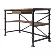 Armen Living Theo Industrial Desk