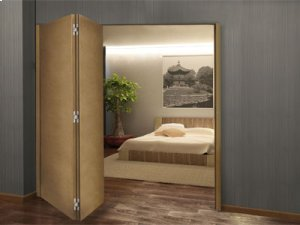 Top Recessed Low Headroom Sliding Folding Door Hardware Product Image