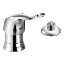 M-DURA chrome one-handle multi-purpose faucet