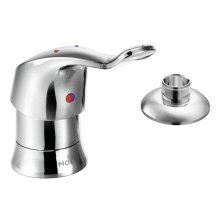 M-DURA chrome one-handle multi-purpose faucet