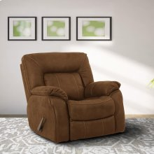 Caesar Kahlua Manual Glider Recliner
