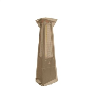 HEAVY DUTY ALL WEATHER COVER FOR A-LINE CAPRI HEATERS - TAN Product Image
