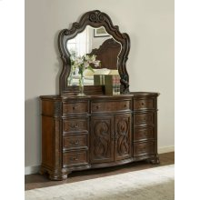 Royale Mirror and Dresser