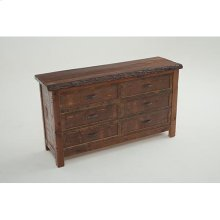 Forest Edge - 6 Drawer Dresser