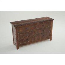Forest Edge - 6 Drawer Dresser