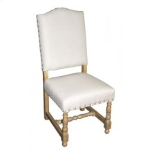 IC285 Linen Side Chair