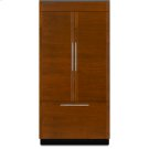 Jenn-Air® 42-Inch Built-In French Door Refrigerator, Panel Ready Product Image