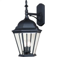 Westlake Cast 3-Light Outdoor Wall Lantern