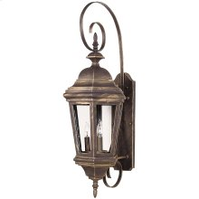 Estate - 3 Light Large Wall Lantern