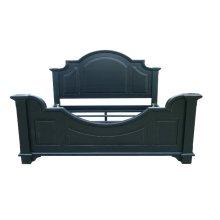 Chesapeake King Bed - Blk