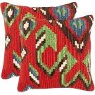 Katsina Pillow - Red Product Image